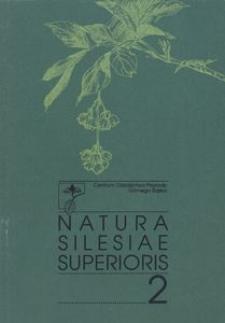 Natura Silesiae Superioris, T. 2