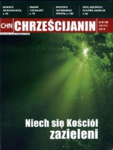 Chrześcijanin, 2010, nr 1/6