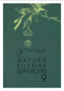Natura Silesiae Superioris, T. 9
