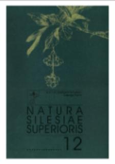 Natura Silesiae Superioris, T. 12