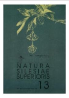 Natura Silesiae Superioris, T. 13
