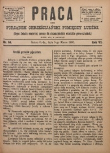 Praca, 1895, R. 6, Nr. 10