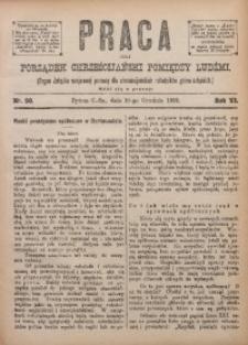 Praca, 1895, R. 6, Nr. 50