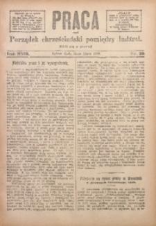Praca, 1908, R. 18, Nr. 28