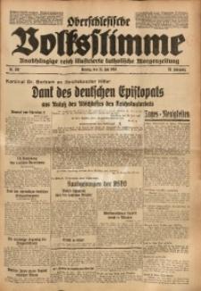 Oberschlesische Volksstimme, 1933, Jg. 59, Nr. 192
