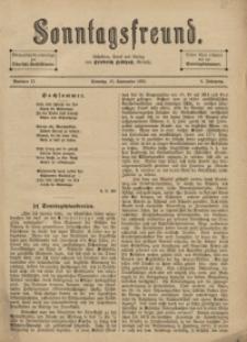 Sonntagsfreund, 1895, Jg. 6, Nr 37