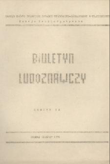 Biuletyn Ludoznawczy, z. 9
