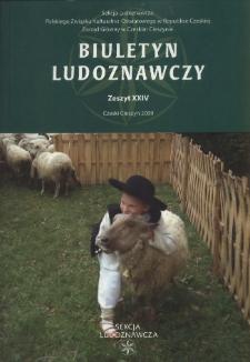 Biuletyn Ludoznawczy, z. 24