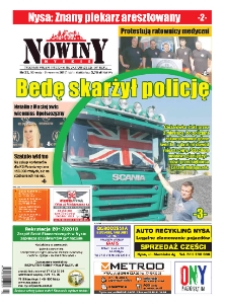 Nowiny Nyskie 2017, nr 22.