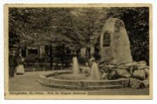 Königshütte, Ob.-Schles. Prof. Dr. Wagner Denkmal