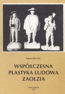 Współczesna plastyka ludowa Zaolzia