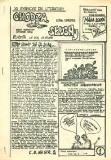Chodzą słuchy, 1989, nr 1 (14)
