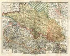 Provinz Schlesien (mapa)