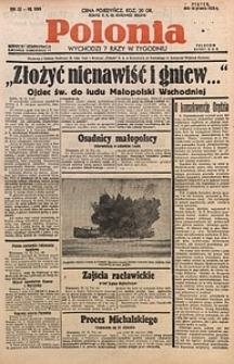 Polonia, 1938, R. 15, nr 5089