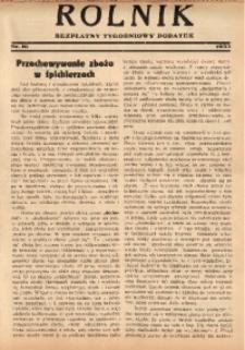 Rolnik, 1933, [R. 31], nr16. - Wyd. równoległe