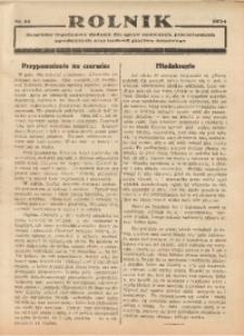 Rolnik, 1934, [R. 32], nr 14
