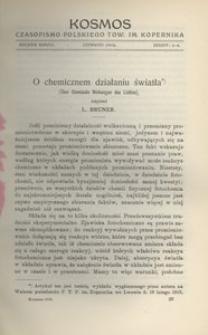 Kosmos, 1913, R. 38, z. 4/6