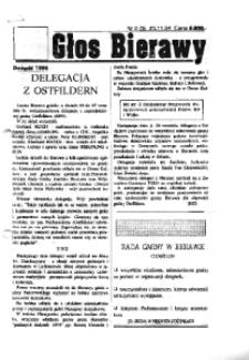 Głos Bierawy 1994, nr 2 (3).