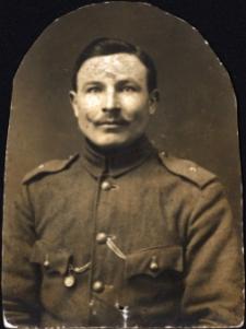Syberia. Portret żołnierza.