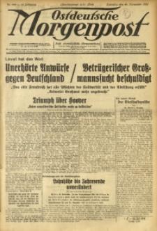 Ostdeutsche Morgenpost, 1931, Jg. 13, Nr. 328