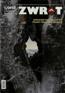 Zwrot, R. 62! (2012), Nry 1-12