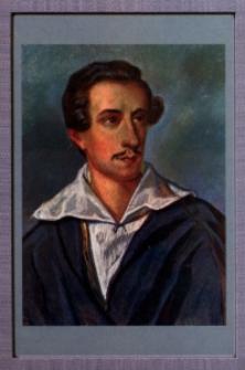 Juliusz Słowacki - poeta romantyczny rodem z Krzemieńca na Wołyniu.