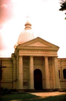 Kościół pw. Wniebowzięcia Najświętszej Maryi Panny w Ostrogu na Wołyniu.