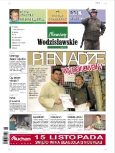 Nowiny Wodzisławskie. R. 8, nr 46 (408).