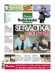 Nowiny Wodzisławskie. R. 8, nr 47 (409).
