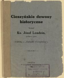 Cieszyńskie dzwony historyczne