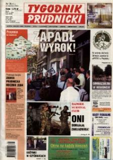 Tygodnik Prudnicki : gazeta lokalna gmin [...]. R. 15, nr 38 (721).