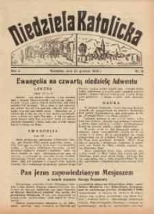 Niedziela Katolicka, 1936, R. 4 [właśc. 5], nr 51