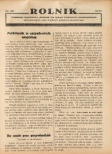 Rolnik, 1935, [R. 33], nr 29