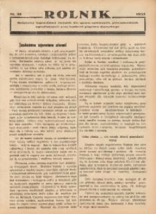 Rolnik, 1935, [R. 33], nr 30