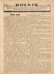 Rolnik, 1935, [R. 33], nr 32