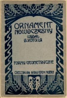 Ornament nowoczesny, Z. 4