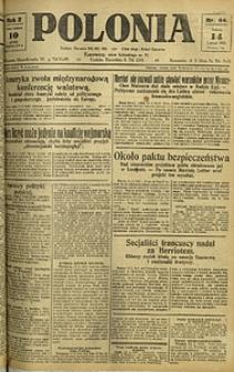 Polonia, 1925, R. 2, nr 44