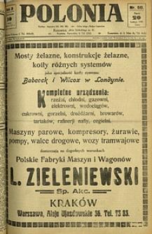 Polonia, 1925, R. 2, nr 50