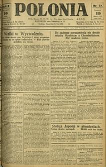 Polonia, 1925, R. 2, nr 77