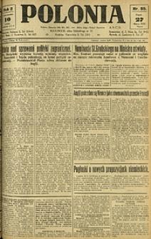 Polonia, 1925, R. 2, nr 85
