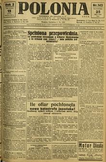 Polonia, 1925, R. 2, nr 142