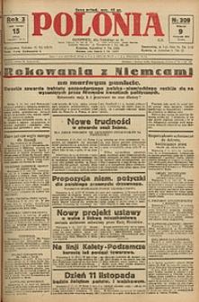 Polonia, 1926, R. 3, nr 309