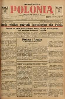 Polonia, 1926, R. 3, nr 357