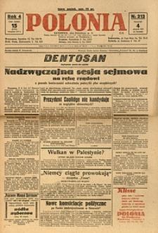 Polonia, 1927, R. 4, nr 212