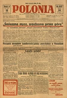Polonia, 1927, R. 4, nr 237