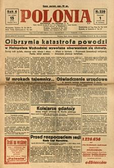 Polonia, 1927, R. 4, nr 239