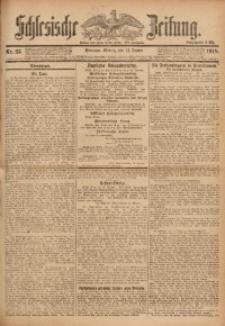 Schlesische Zeitung, 1918, Nr. 25