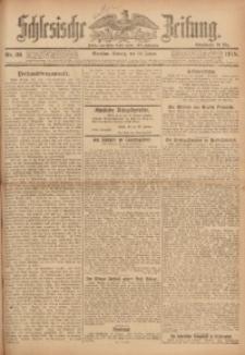 Schlesische Zeitung, 1918, Nr. 36