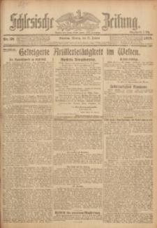 Schlesische Zeitung, 1918, Nr. 38