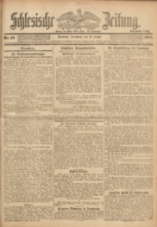 Schlesische Zeitung, 1918, Nr. 48